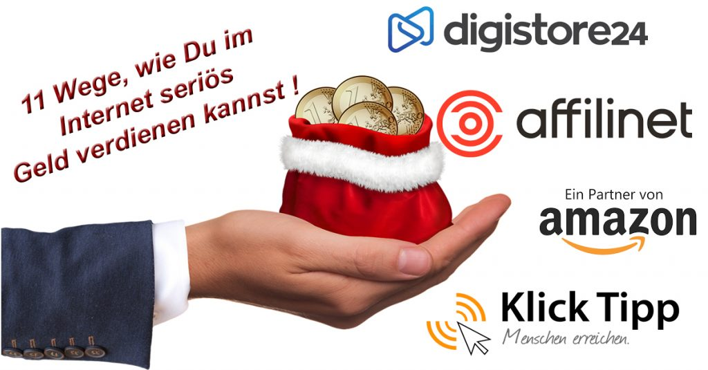 email marketing amazon klicktipp affilinet digistore24 geschenk blog geld finanzielle Freiheit business selbstständig geldhuepfer geldhüpfer glück