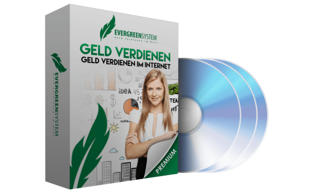 Geld verdienen Evergreensystem reich online business passiveseinkommen Finanzen luxus Garantie Erfolg Marketing