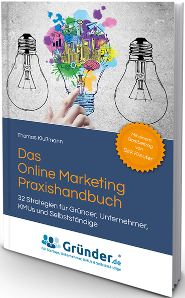 Online Marketing Finanzen Geld Thomas Klußmann